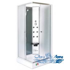 Душевая кабина Maroni Veneto (WLRFS-015M) 90x90