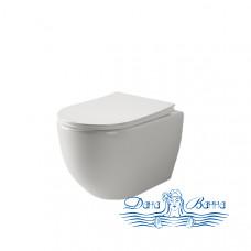 Унитаз подвесной Ceramica Nova Mia Rimless CN1805 с сиденьем SoftClose