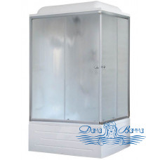 Душевая кабина Royal Bath RB 8100BP1-M L 100х80 (матовое)
