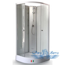 Душевая кабина Maroni Arezzo (WLRF-022S) 90x90