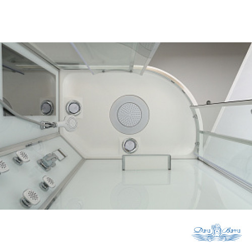 Душевая кабина Black&White Galaxy G5507 R 120х80