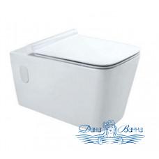 Унитаз подвесной Jaquar Aria ARS-WHT-39951 с крышкой-сиденьем Soft Close