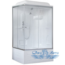 Душевая кабина Royal Bath RB 8120BP1-T R 120х80 (прозрачное)