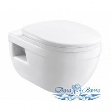 Унитаз подвесной Ceramica Nova Life CN1402 с сиденьем SoftClose