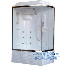 Душевая кабина Royal Bath RB 8120BP2-T-CH L 120х80 (прозрачное)