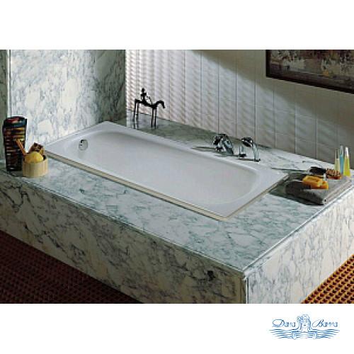 Чугунная ванна Roca Continental 21291300R 150х70