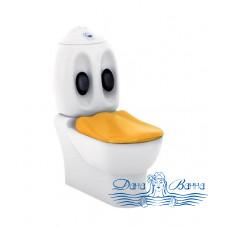 Унитаз компакт Creavit Ducky DC361 с функцией биде