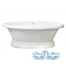 Ванна из литьевого мрамора Castone Неона 180x90