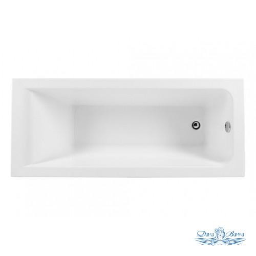Акриловая ванна Aquanet Bright 180х70