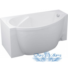 Ванна из литьевого мрамора Цвет и Стиль Аура 170x94 L/R