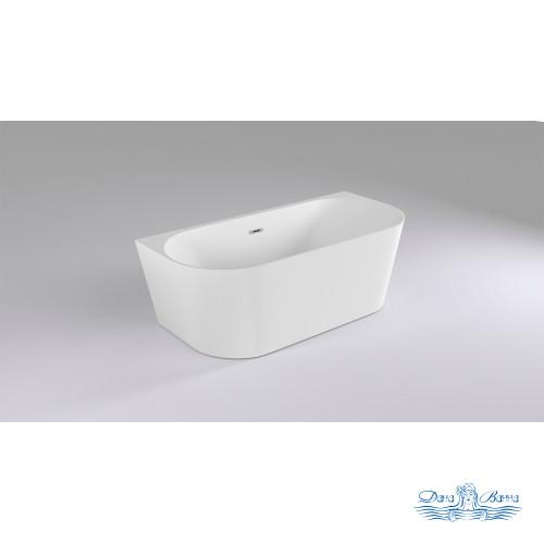 Акриловая ванна Black&White Swan SB116 170x80