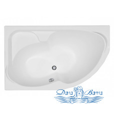 Акриловая ванна Aquanet Allento 170x100 L
