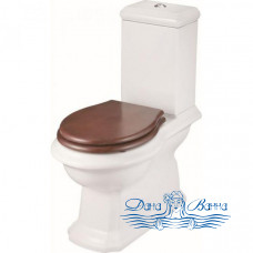 Унитаз напольный Creo Ceramique Dijon DI1002