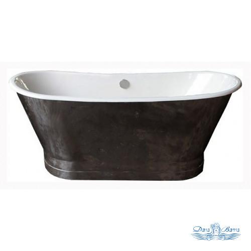 Чугунная ванна Elegansa Sabine Polished 170x70