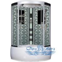 Душевая кабина Niagara Lux 7744W хром, металлик 120х120