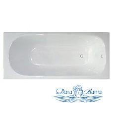 Чугунная ванна Castalia 130x70