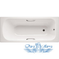 Чугунная ванна Jacob Delafon Catherine E2953-00 170x75