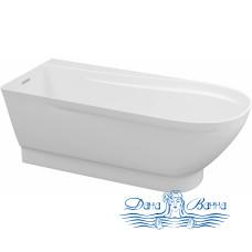 Ванна из литьевого мрамора Цвет и Стиль Бонито 180x81 L/R