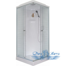 Душевая кабина Royal Bath RB 80HР1-М 80х80 (матовое)