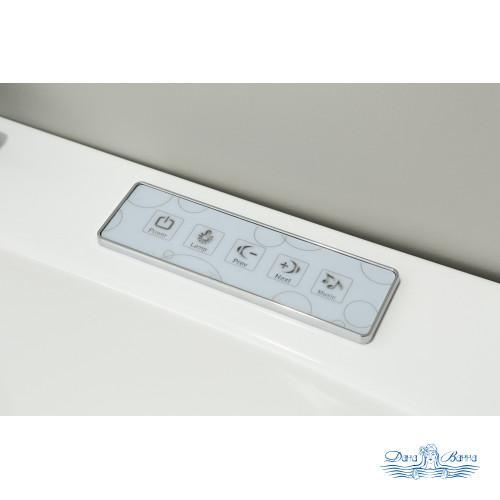Акриловая ванна Black&White Galaxy GB5008 160x100 L