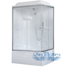 Душевая кабина Royal Bath RB 8120BP1-T L 120х80 (прозрачное)