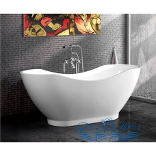 Акриловая ванна Esbano Madrid 170х75
