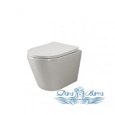 Унитаз подвесной Ceramica Nova HighLight Rimless CN1804 с сиденьем SoftClose