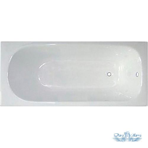 Чугунная ванна Castalia 140x70
