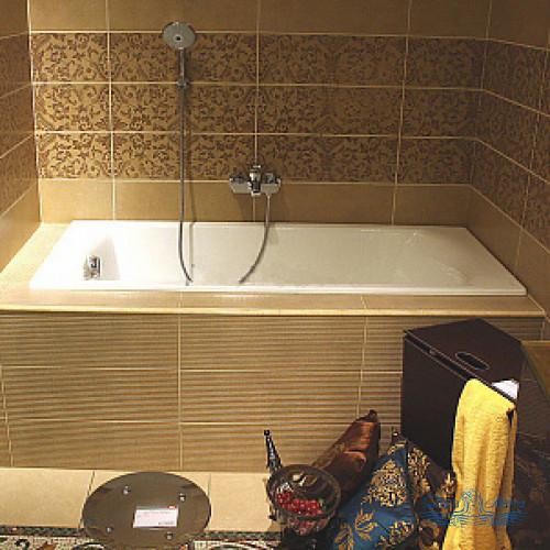 Чугунная ванна Jacob Delafon Biove 170x75 E2930 без ручек