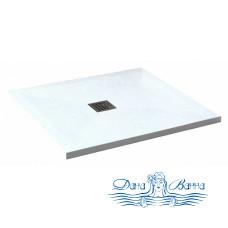 Поддон для душа RGW Stone Tray ST-097W 72х90 с сифоном