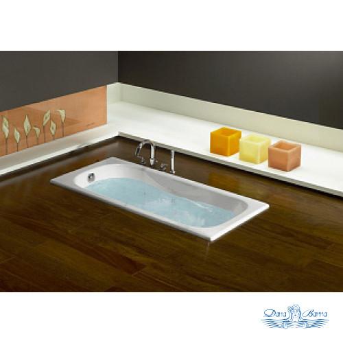 Чугунная ванна Roca Malibu 230960000 170х75