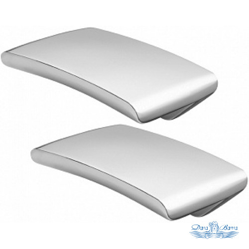 Чугунная ванна Jacob Delafon Adagio 170x80 E2910 с ручками