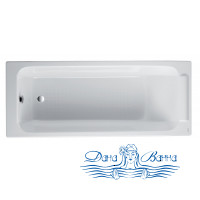 Чугунная ванна Jacob Delafon Parallel E2946 150x70 без ручек