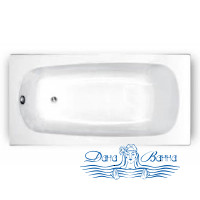 Чугунная ванна OXAME Opale 140x70