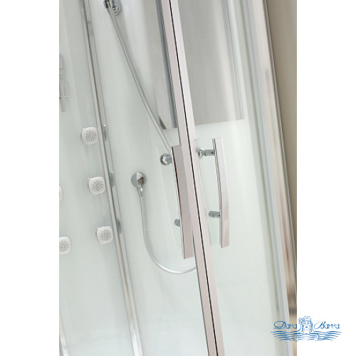 Душевая кабина Black&White Galaxy G5503 900 90х90