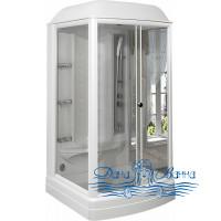 Душевая кабина Radomir Диана 1 стекло прозрачное 118х108