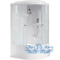 Душевая кабина Royal Bath RB 8120BK1-T L 120х80 (прозрачное)