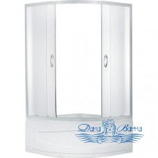 Душевой уголок Erlit ER0510T-C3 100x100 стекло матовое