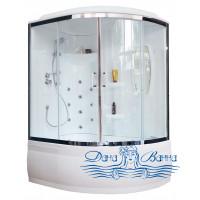 Душевой бокс Royal Bath RB 150ALP-T-CH L 150х100 (прозрачное)