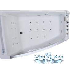 Акриловая ванна Orans BT-65109 L/R 170x120