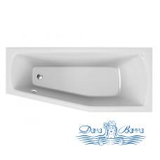 Акриловая ванна Relisan Aquarius R 160х70