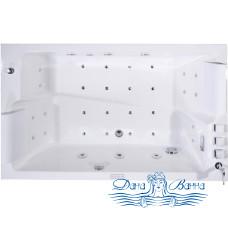 Акриловая ванна Orans BT-62115 L/R 170x100