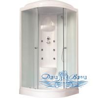 Душевая кабина Royal Bath RB 100HK7-WC 100х100 (белое/матовое)