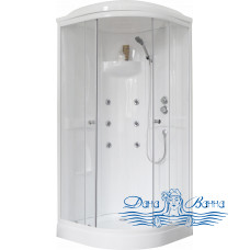 Душевая кабина Royal Bath RB 90HK2-Т 90х90 (прозрачное)