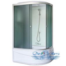 Душевая кабина Maroni Lombardia 120x80 L (WDASL-016T) стекло тонированное
