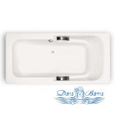 Чугунная ванна OXAME Omeris 170x80