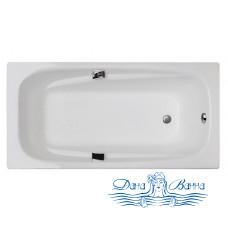 Чугунная ванна Castalia EMMA 180х85 с ручками