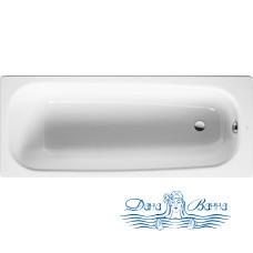 Чугунная ванна Roca Continental 211507001 100х70
