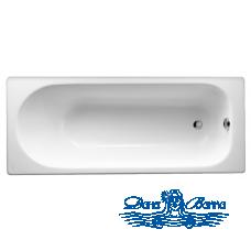 Чугунная ванна Jacob Delafon Soissons 160x70 E2931