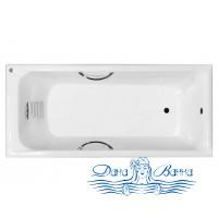 Чугунная ванна Castalia Prime S2021 180x80 с ручками